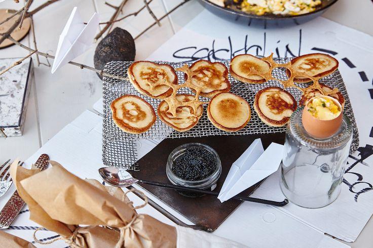 Черная икра с Сахалина #caviar #gastronomika #ginzaproject #black #art #food