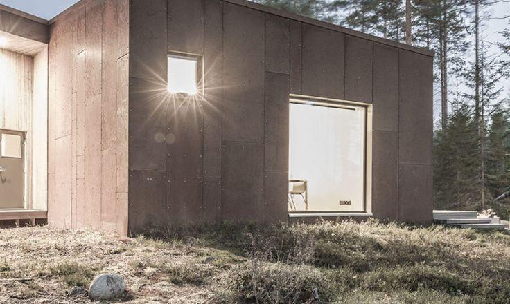 Residence in Muhos by Alt Arkkitehdit