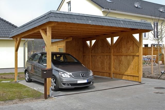 16 best images about car port ideas on pinterest sheds for 4 car carport plans
