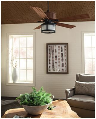 Best OUTDOOR Fan  Yale Appliance Blog Monte Carlo Tilbury Contemporary Ceiling Fan