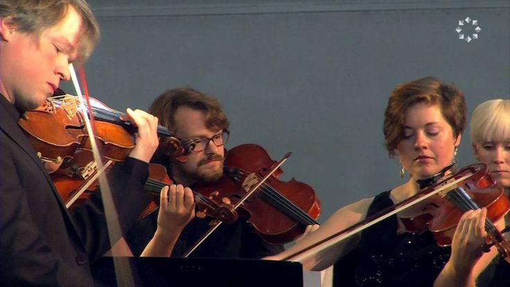 "VIVALDI - The Four Seasons - ""La Primavera"" - I: Allegro  The Arctic Philharmonic Chamber Orchestra, with Leader and solist Henning Kraggerud"