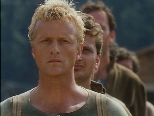Rutger Hauer - Escape from Sobibor, Best Supporting Actor in a Series, Miniseries or TV Film