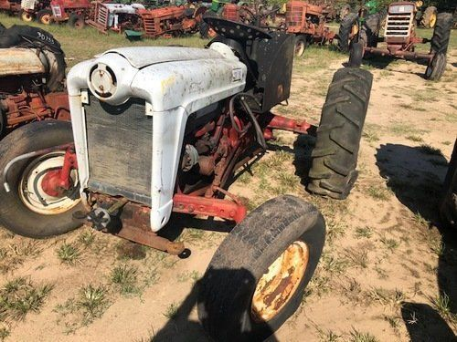 naa ford tractor parts