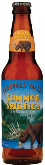 Anderson Valley Summer Solstice - WOW! This amazed me...tastes like A rootbeer...this could be dangerous