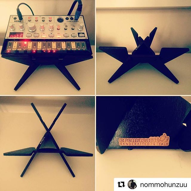#Repost @nommohunzuu ・・・ Thanks again to Andrea and Elisa at @cremacaffeshop…