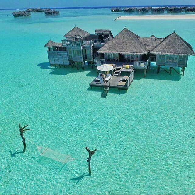 Lovely day in Gili Lankanfushi, Maldives
