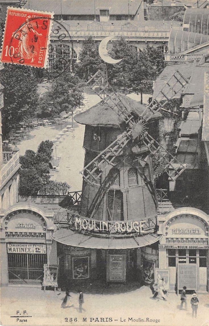 75-PARIS-LE MOULIN ROUGE-N°176-D/0269 | eBay