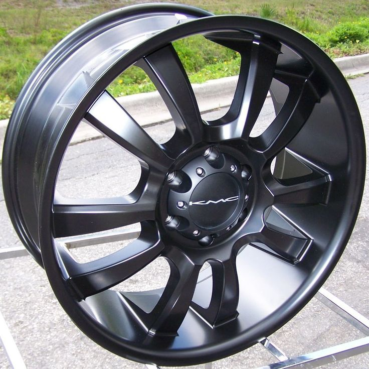 "Dodge Dakota Mopar >> 20"" BLACK KMC SKITCH WHEELS RIMS DODGE DAKOTA DURANGO RAM 1500 5LUG 5x5.5"" 139.7 | Projects to ..."