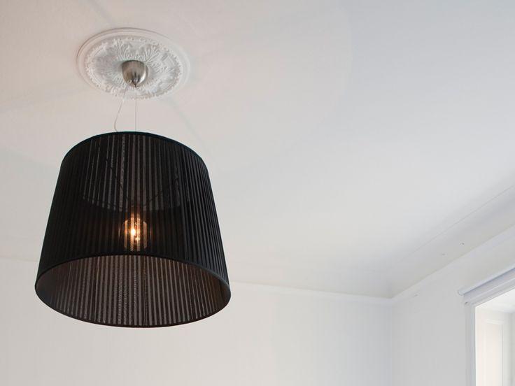 HEDVIG L Pendant Black - Taklampor - Belysning - Inomhus