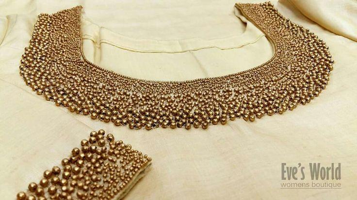 Small and big beads