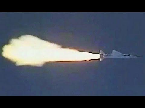 X-43A Hypersonic Scramjet Flight 2 Highlights Mach 7 2004 NASA Langley-Dryden Hyper-X Program -