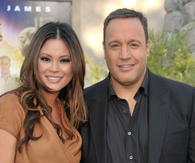 Kevin James and Wife Steffiana De La Cruz Expecting Baby No. 4! | Closer Weekly
