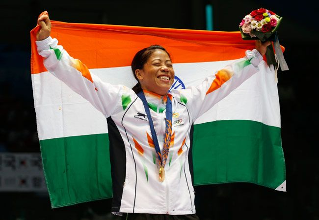 We had asked you if you thought Mary Kom could win the Gold medal in Women's Flyweight Boxing at the Incheon Asian Games 2014. And the pugilist from Manipur has done, doing India proud.  Image Courtesy: media2.intoday.in/