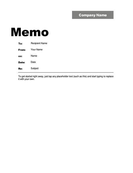 business memo template    https://sourcetemplate.com/memo-templates.html