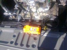 Elektroagregát na návěs 3