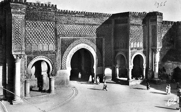 Bab El Mansour, Meknés - Marrocos
