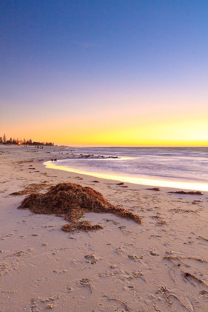 #travelingcolors: Semaphore Beach Adelaide | Australia (by burrster)
