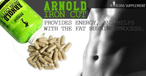 MusclePharm Arnold Iron Cuts is one of the best Fat Burners Supplement.