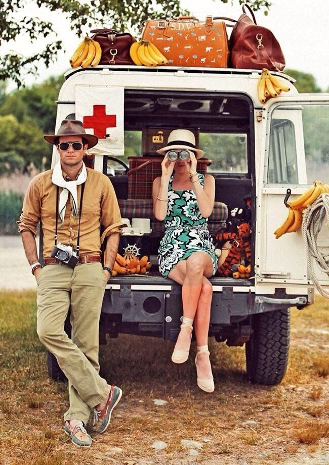 @Kiel James Patrick and @Sarah Vickers . A Style Safari