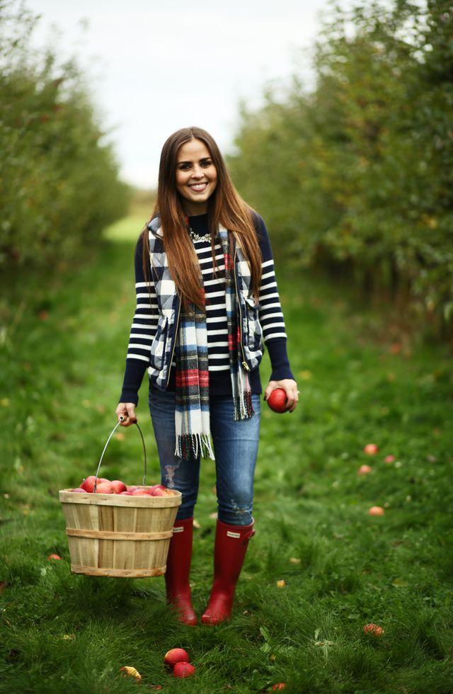 gorgon skagit farms PNW apple picking fall