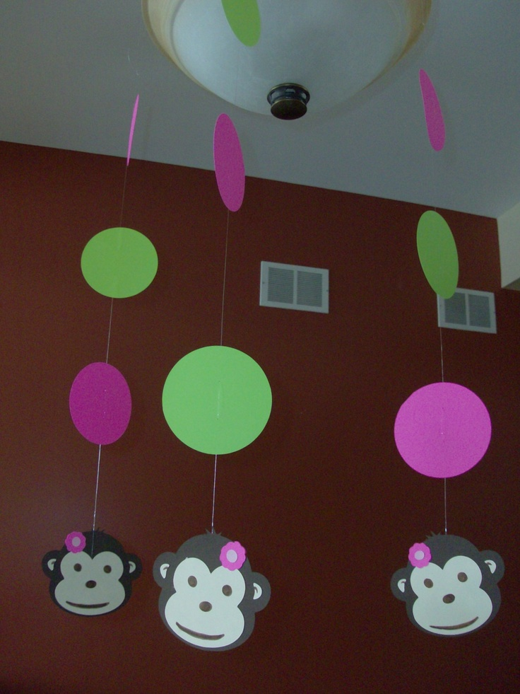 Baby Shower Hanging Decoration.