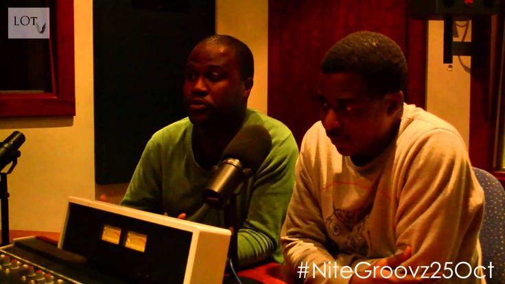 LOTv - #NiteGroovz25Oct Interview