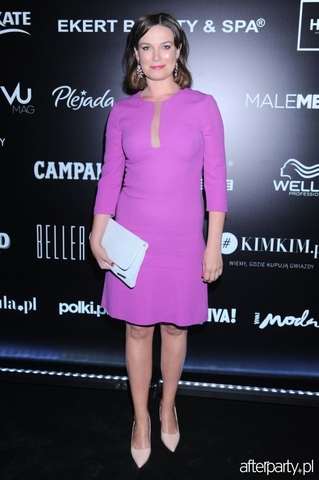 Aneta Todorczuk Perchuć  na Fashion Designer Awards