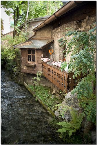 beautiful old house in garmisch - de