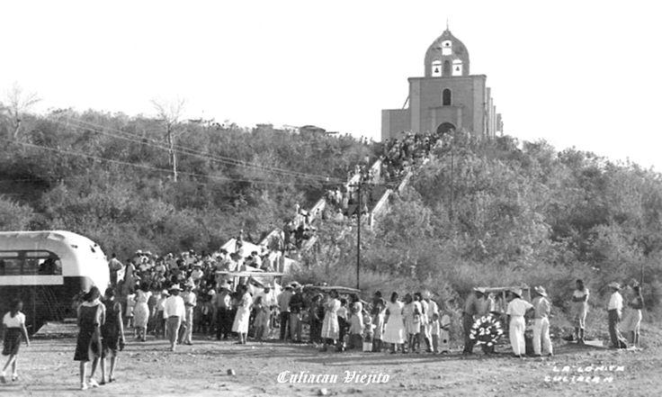Villa de Guadalupe en la Lomita en Culiacan Sinaloa Mexico