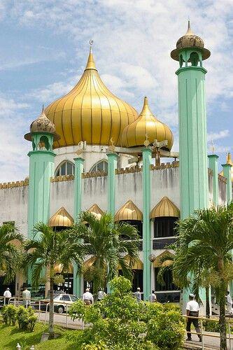 Mosque in Kuching, Sarawak
