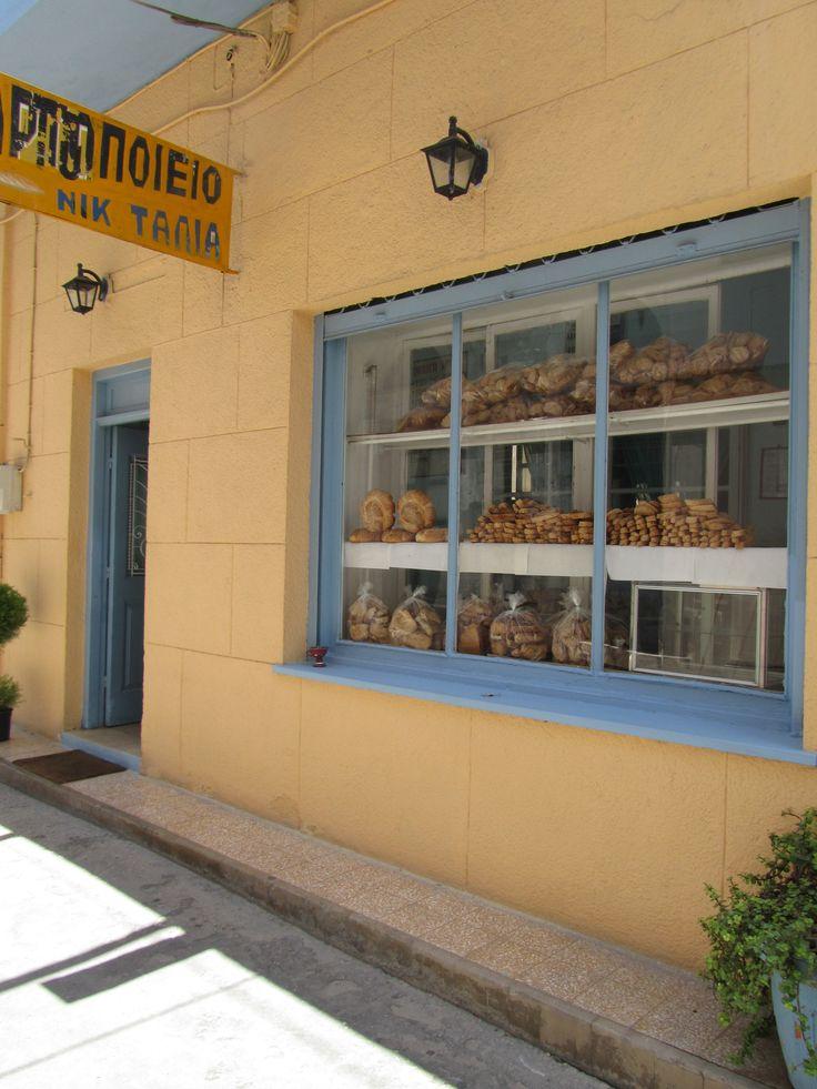 Bakery in Pothia,Kalymnos