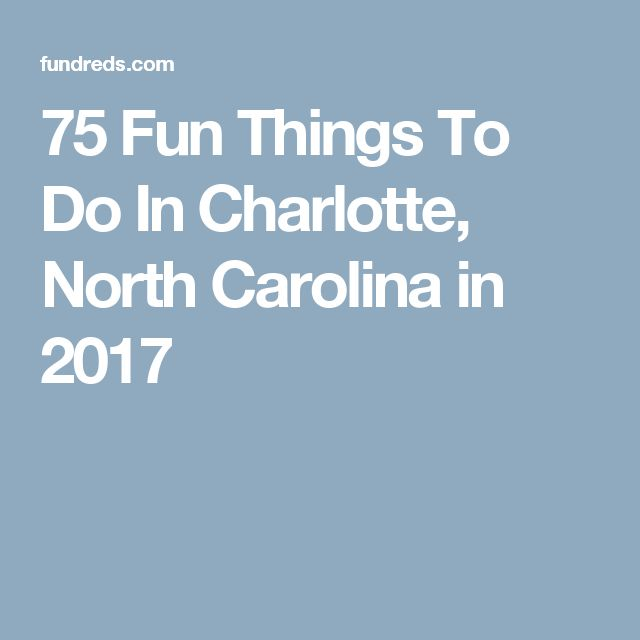 Charlotte On The Cheap >> Things To Do In Charlotte Nc With Family Columbus In Usa