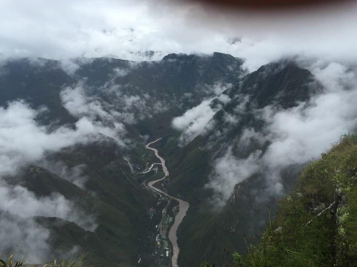 Montaña Machu Pichu- Perú. Verano 2016