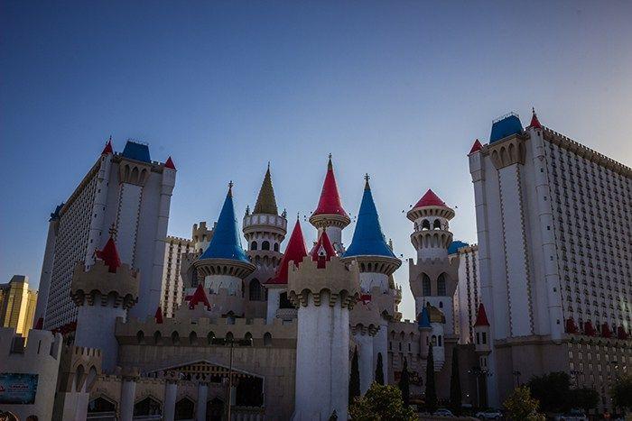 Excalibur Hotel & Casino / Las Vegas