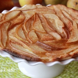 Pear Tart by WineladyCooks
