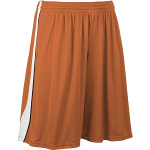Triple Double Reversible Basketball Shorts - Youth & Adult