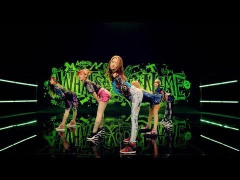 "4MINUTE - 이름이 뭐예요? ""What's Your Name?"" (Official Music Video)"