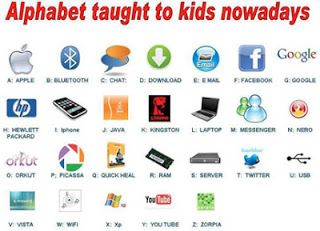 Learning English in Fuenlabrada E1A: Alphabet Taught to Kids Nowadays