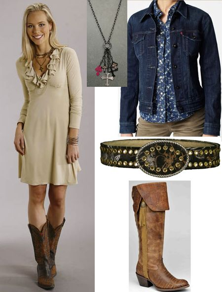 25  best ideas about Western outfits women on Pinterest | Cowgirl ...