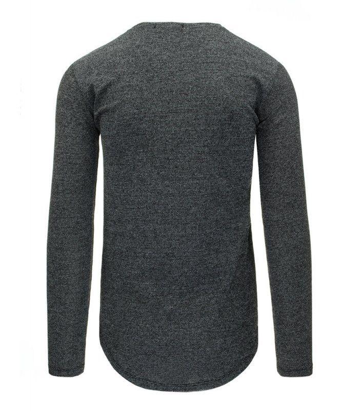 Pánsky antracitový sveter