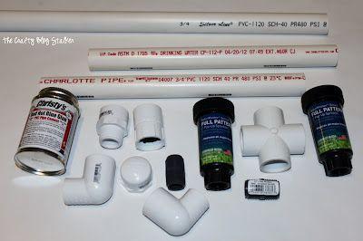 How to Make  PVC Pipe Sprinkler