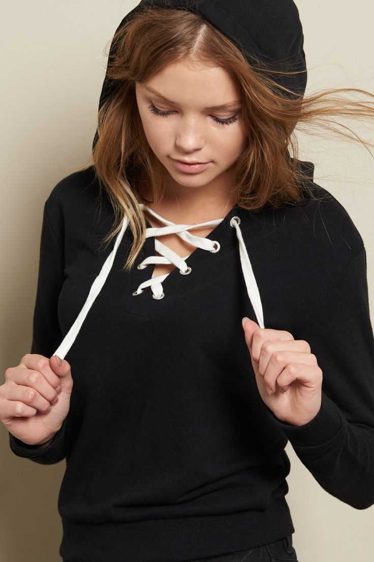 Add this '90s-inspired pick to your hoodie collection!