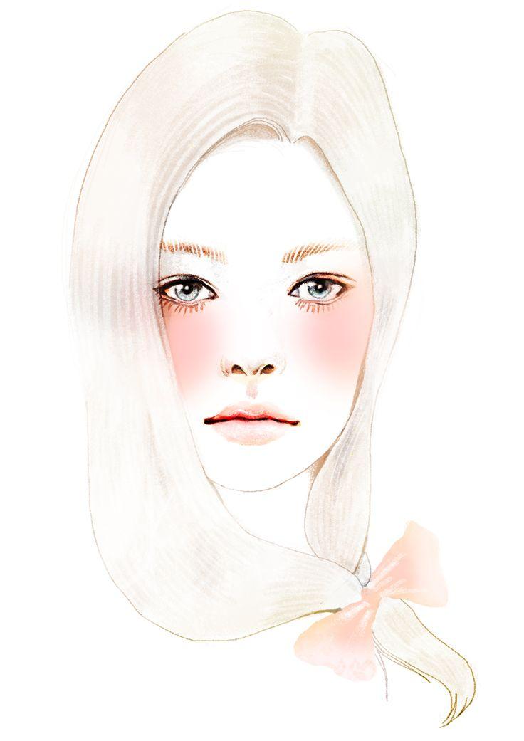 Girl by Hajin Bae