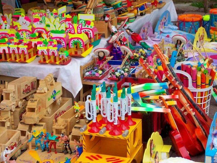 Mexican Toys Collectible