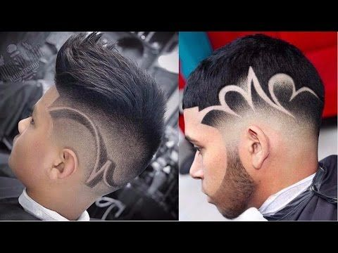 2 Cool Hairstyles Designs And Ideas For Men 2017 Haircut Tattoo Design For Men Mens Trendy Hairstyles Youtube Hair Designs Haircut Designs Cool Hairstyles