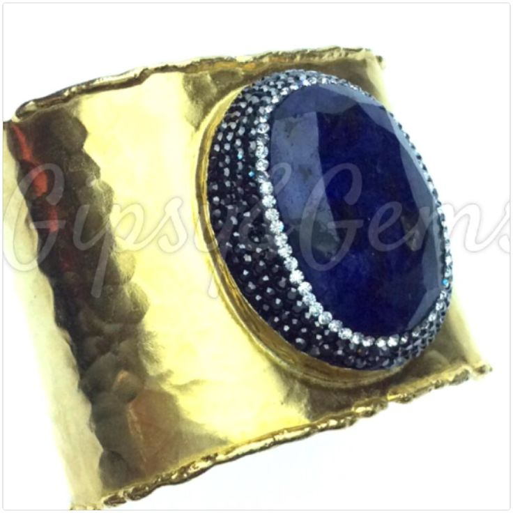 Gipsy&Gems statement bracelet