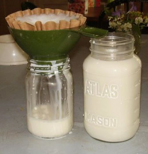 how to make goat milk lotion at home