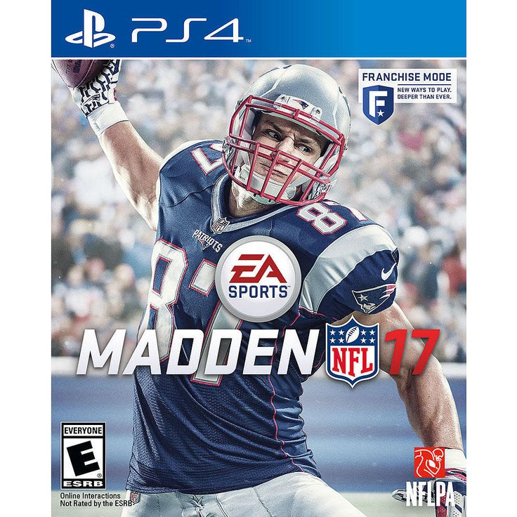 Madden 17 for the PS4