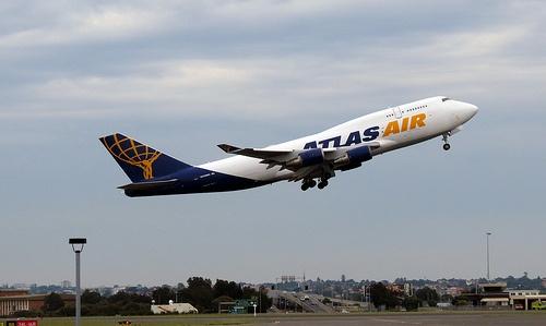 Atlas Air Cargo - Boeing 747-481