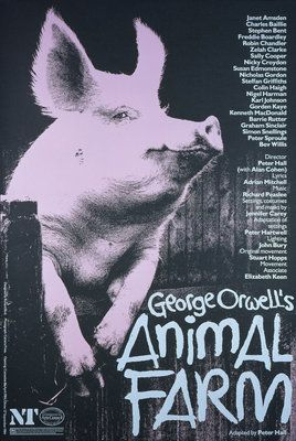 1984 and animal farm thesis Free term paper on a comparison between 1984 and animal farm with regards to totalitarianism available totally free at planet paperscom, the largest free term paper community.